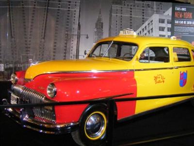 Cum au aparut taxiurile