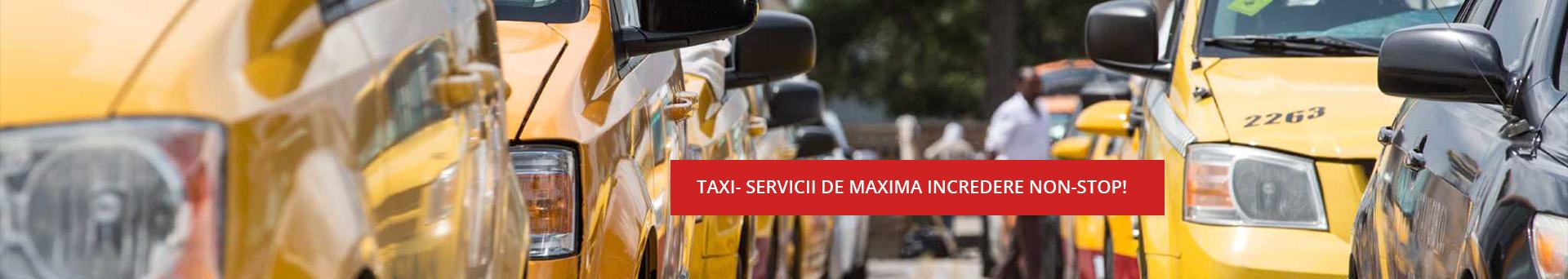 Companii TAXI - Romania