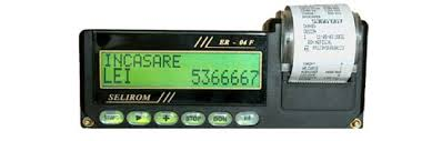 Aparat taxi taximetru electronic casa de marcat taxi ceas taxi